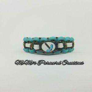 Minecraft Paracord Bracelet. ALL SIZES. Handmade